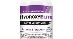 Hi-Tech Pharmaceuticals HydroxyElite Extreme Diet Aid 90ct Weight drop Fat Loss