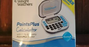 WEIGHT WATCHERS Points Plus Calculator With Daily & Weekly Tracker – NEW IN BOX
