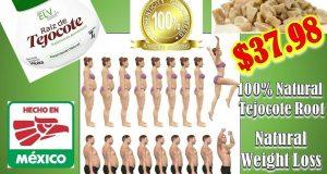 Alipotec Raiz de Tejocote 100% Natural Weight Loss 3 Month Supply ORIGINAL