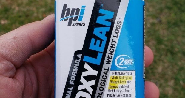 NEW BPI Sports Roxylean Extreme Weight Loss Supplement and Fat Burner, 60 Caps