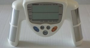 Omron Fat Loss Monitor HBF-306 BMI Tracker