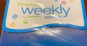 Weight Watchers WEEKLY PORTFOLIO Holder NEW (Holder only)