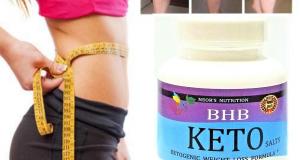 Keto Diet Pills BHB Advanced Weight Loss Supplements Fat Burn Carb Block