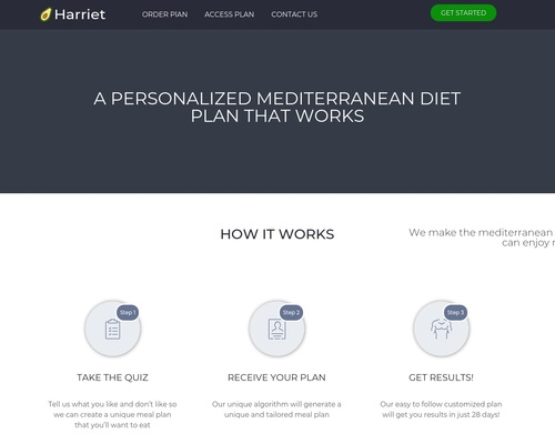 Harriet Nutrition | Create a healthy lifestyle