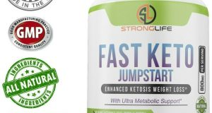 Stronglife Fast Keto BHB Natural Weight Loss Diet Pill Fat Burner Supplement