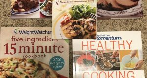 LOT OF 5 Weight Watchers Cookbooks Momentum Summer Crockpot Points Best Success