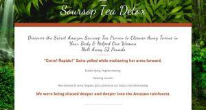 Soursop Tea Detox – Hot New Weight Loss Detox Program