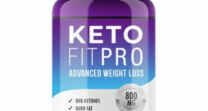 Keto Fit Pro – Advanced Ketosis Weight Loss – Premium Keto Diet Pills – Burn Fat