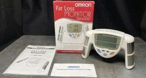 NEW Omron Fat Loss Monitor HBF-306C