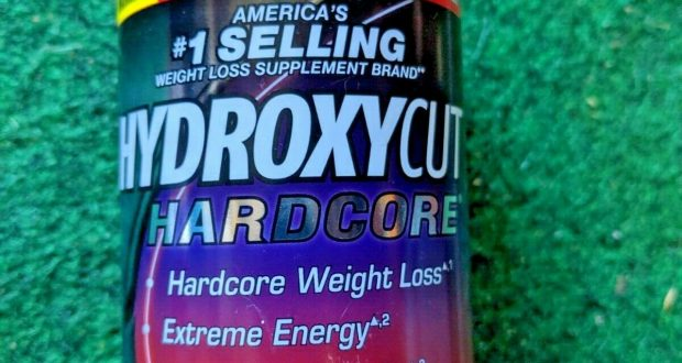 Hydroxycut Hardcore Fat Burn Weight Loss Energy Supplement 60 Capsules EXP 12/20