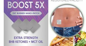 Ultra Fast Keto Boost 5X Ketogenic Patch Go BHB Weight Loss Fat Burner 30Patches