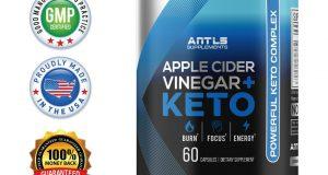 Keto BHB+Apple Cider Vinegar,Weight Loss+Fat Burner Diet Pill Supplement Capsule