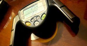 Omron Fat Loss Monitor HBF-306C, Handheld Battery Powered, FREE SHIPPING