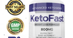 BEST KETOFAST WEIGHT LOSS FORMULA 60 CAPS KETO FAST