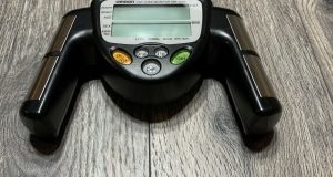 Omron HBF-306C Fat Loss Monitor Tested Working