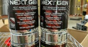Hydroxycut Next Gen 180 ct (Big Size) Extreme Fat Burner Weight Loss FREE S/H