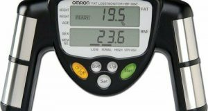 Omron HBF-306C Handheld Body Fat Loss Monitor FREE SHIPPING