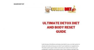 Golden Diet Kit