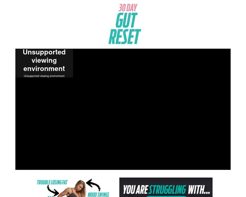 30 Day Gut Reset – Get A Flat Stomach In 30 Days