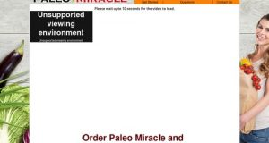 Paleo Miracle – Lose Weight With The Paleo Diet