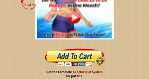 The X-Factor Diet System – The Secret to Losing Unwanted Weight Fast and Keeping It Off